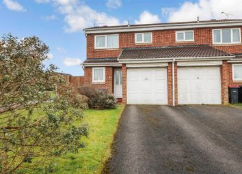 Thumbnail 2 bed semi-detached house for sale in Magellan Road, Maltby, Rotherham