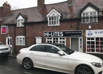 Thumbnail Retail premises for sale in High Street, Wombourne, Wolverhampton