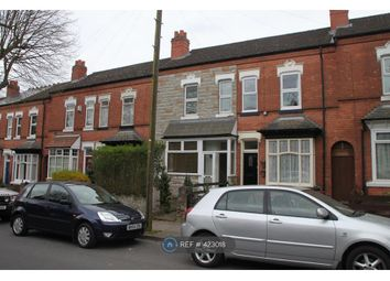 Thumbnail 2 bed terraced house to rent in Somerset Road, Erdington, Birmingham