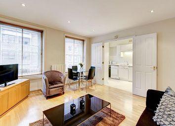 Cedar House, Nottingham Place, Marylebone W1U. 1 bed flat
