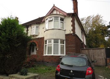 Thumbnail 5 bed semi-detached house for sale in Arlington Road, New Normanton, Derby