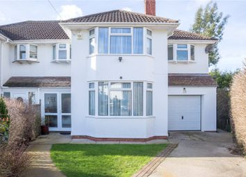 Thumbnail 5 bed semi-detached house for sale in Withey Close West, Westbury-On-Trym, Bristol