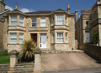 Thumbnail 5 bedroom semi-detached house for sale in Bloomfield Avenue, Bath