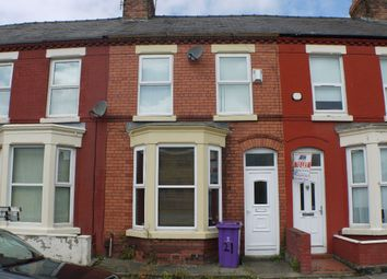 Thumbnail Room to rent in Tabley Road, Wavertree, Liverpool