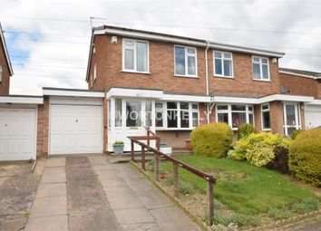 Thumbnail 3 bed semi-detached house for sale in Francis Ward Close, West Bromwich, West Midlands