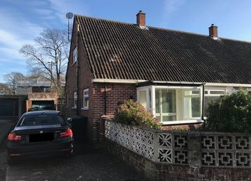 Thumbnail 3 bed semi-detached bungalow to rent in Masten Crescent, Gosport