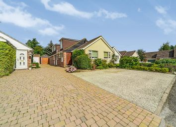 Thumbnail 3 bedroom detached bungalow for sale in Hazel Close, Digswell, Welwyn