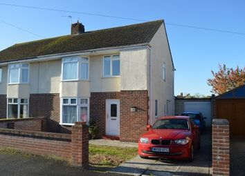 Thumbnail 4 bed semi-detached house for sale in Corondale Road, Milton, Weston-Super-Mare