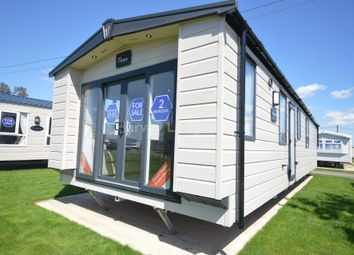 Thumbnail 2 bed mobile/park home for sale in Canney Road, Steeple, Southminster