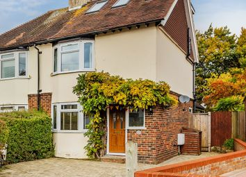 Thumbnail 4 bed semi-detached house for sale in Wickenden Road, Sevenoaks