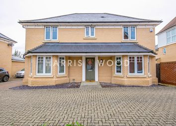 Braeburn Road, Great Horkesley, Colchester CO6. 4 bed detached house