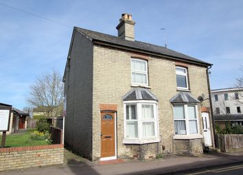 Thumbnail 2 bedroom semi-detached house for sale in Queens Road, Royston