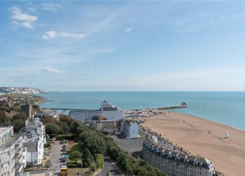 Thumbnail 3 bedroom flat for sale in The Leas, Folkestone, Kent