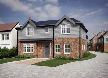 Thumbnail 3 bed detached house for sale in Burnham Grange, Welwyn, Hertfordshire