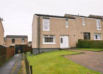 Thumbnail 2 bedroom end terrace house for sale in Reedlands Drive, Denny, Stirlingshire