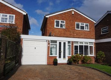 Thumbnail 3 bed link-detached house for sale in Chalfield, Tamworth