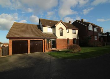 Thumbnail 4 bed detached house for sale in Cleveland Close, Eastbourne