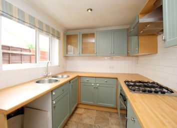 Thumbnail 2 bed terraced house to rent in Silver Street, Woodston, Peterborough