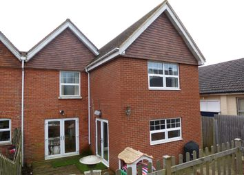 Thumbnail 4 bed semi-detached house for sale in Pembroke Road, Salisbury