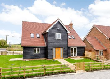 Thumbnail 4 bedroom link-detached house for sale in Manor Farm, Woodhill Lane, Hook, Hampshire
