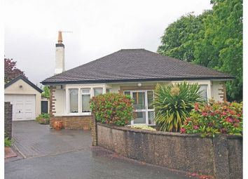 Thumbnail 2 bed detached bungalow for sale in Prospect Avenue, Hest Bank, Lancaster