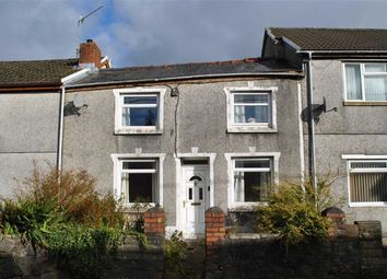 Thumbnail 3 bedroom terraced house for sale in Maes-Y-Haf, Hill Street, Rhymney, Tredegar