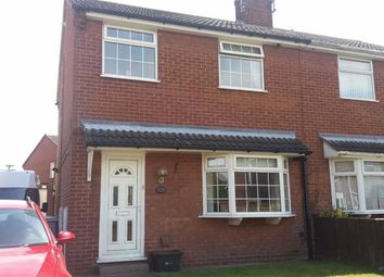 Thumbnail 3 bed semi-detached house to rent in Walesby Lane, Ollerton, Newark