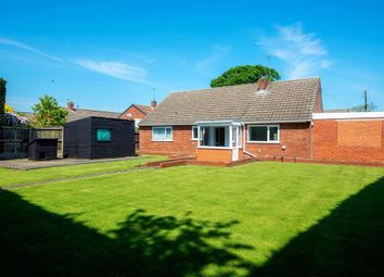 Thumbnail 2 bed bungalow for sale in Ings Lane, Kellington, Goole