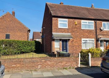 Thumbnail 3 bed end terrace house for sale in Sarahs Croft, Bootle