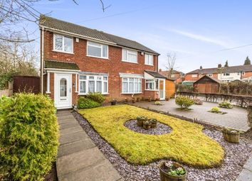 Thumbnail 3 bed semi-detached house for sale in Pinewall Avenue, Birmingham, West Midlands