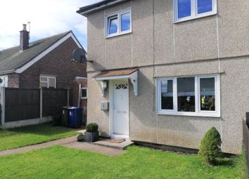 Thumbnail 2 bed semi-detached house for sale in Aviation Lane, Burton-On-Trent, Staffordshire