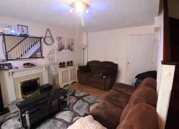 Thumbnail 1 bed terraced house to rent in Grasshaven Way, Thamesmead