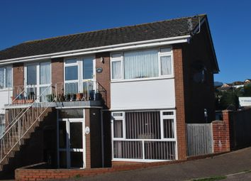 Thumbnail 2 bed flat to rent in Broadmead, Exmouth