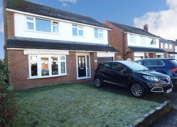 Thumbnail 4 bed detached house for sale in 5, Mayfield Close, Holmes Chapel, Crewe, Cheshire