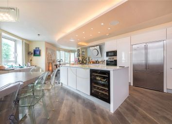 Thumbnail 4 bedroom flat for sale in Greville Road, London