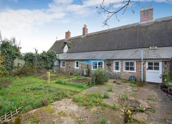 Thumbnail 3 bed cottage for sale in Wretham, Norfolk