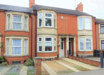 Thumbnail 3 bed terraced house for sale in Main Road, Duston, Northampton