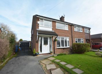 Thumbnail 3 bed semi-detached house for sale in Queensway, Heald Green, Cheadle