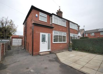 Thumbnail 3 bed semi-detached house for sale in Egerton Road, Walkden, Worsley, Manchester