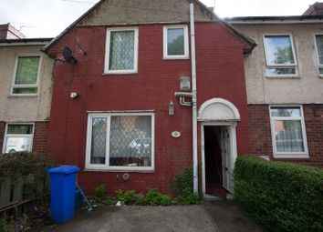 Thumbnail 3 bed terraced house for sale in Sicey Avenue, Sheffield