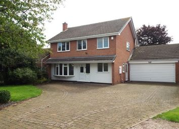 Thumbnail 4 bed property to rent in Croft Close, Tamworth