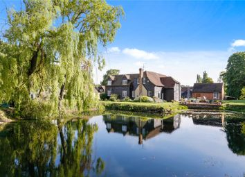 Thumbnail 5 bed barn conversion for sale in Drayton Beauchamp, Aylesbury