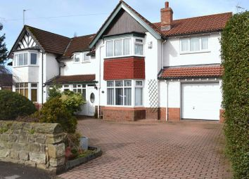 Thumbnail 5 bedroom semi-detached house for sale in Liverpool Road South, Maghull, Liverpool