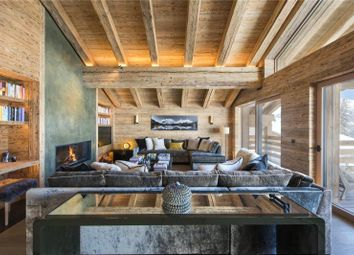 Thumbnail 5 bed apartment for sale in Chalet Aquila., Verbier, Valais