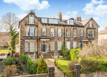 Thumbnail 3 bed flat to rent in Beech Grove, Harrogate