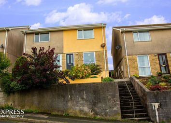 Thumbnail 2 bed semi-detached house for sale in Washabrook Way, Kingsbridge, Devon