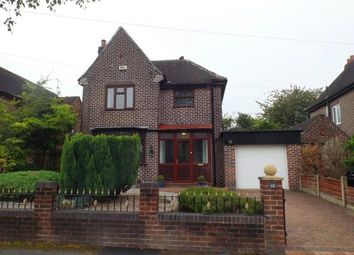 Thumbnail 3 bed detached house for sale in Irlam Road, Urmston, Manchester, Greater Manchester