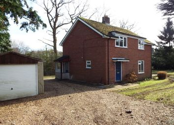 Thumbnail 3 bed detached house to rent in Salisbury Road, Sherfield English, Romsey