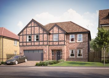 Thumbnail 5 bed detached house for sale in Ferriby Road, Hessle