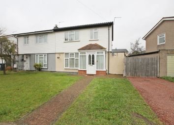 Thumbnail 3 bed semi-detached house to rent in Gosling Close, Greenford